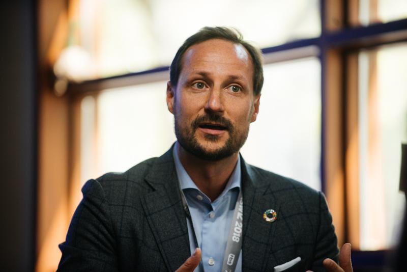 H.K.K. Kronprins Haakon