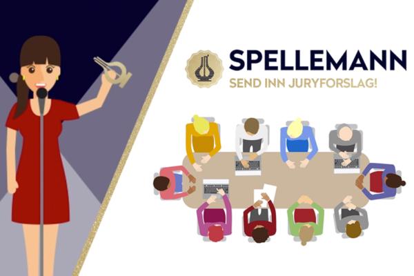 Send inn dine juryforslag